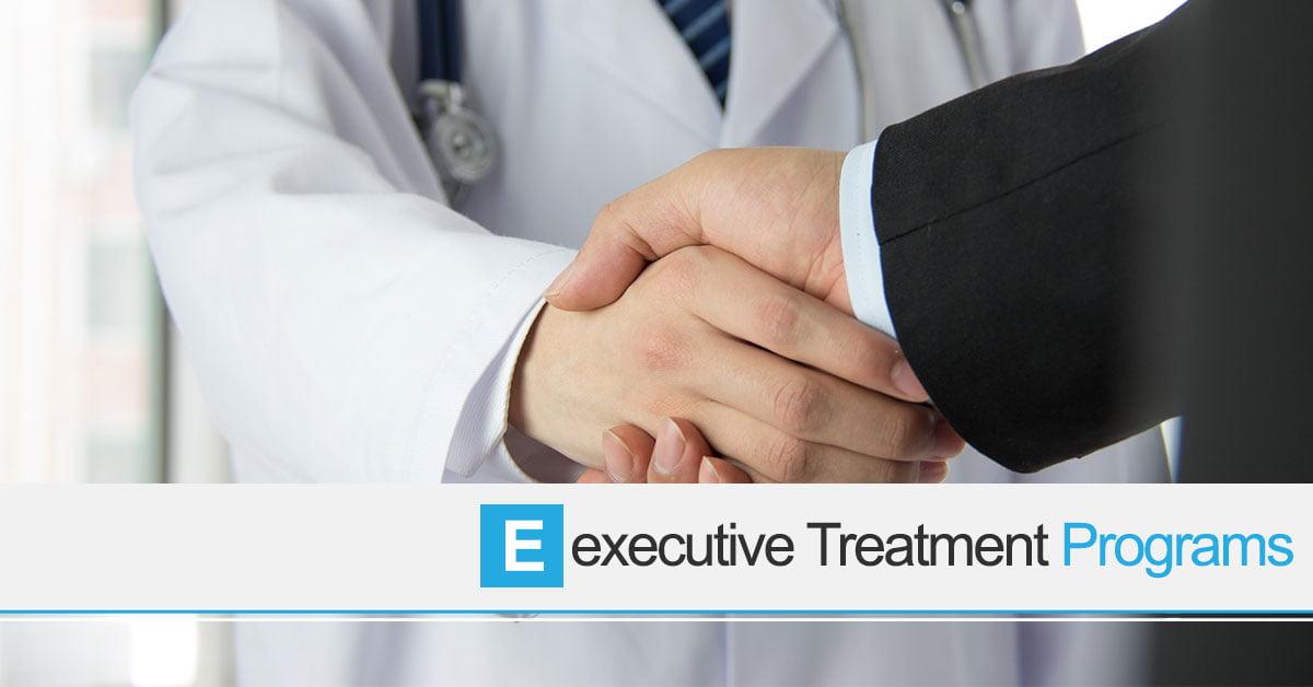 Treatment Programs For Executives