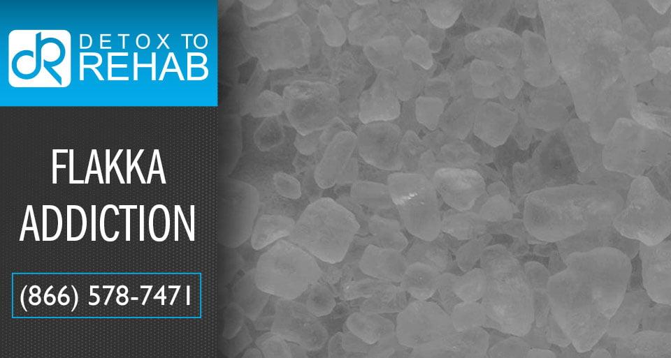 Flakka Addiction and Rehabilitation - Detox To Rehab
