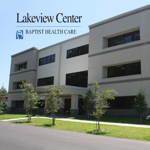 Lakeview Center, Inc Logo