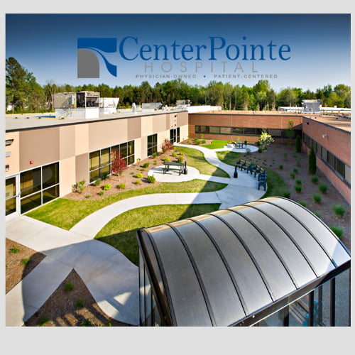 Center Pointe Hospital Logo