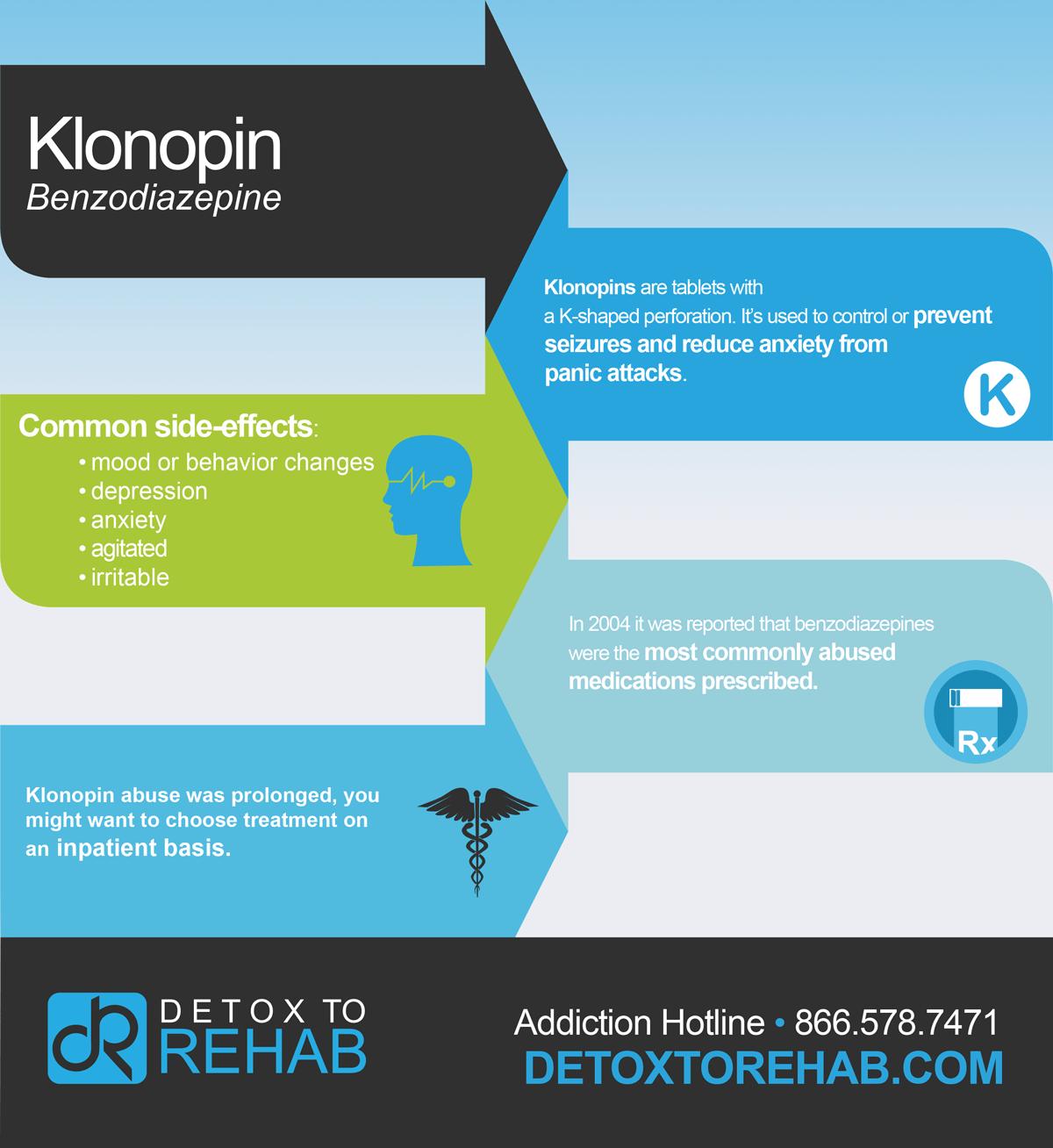 getting off klonopin success stories