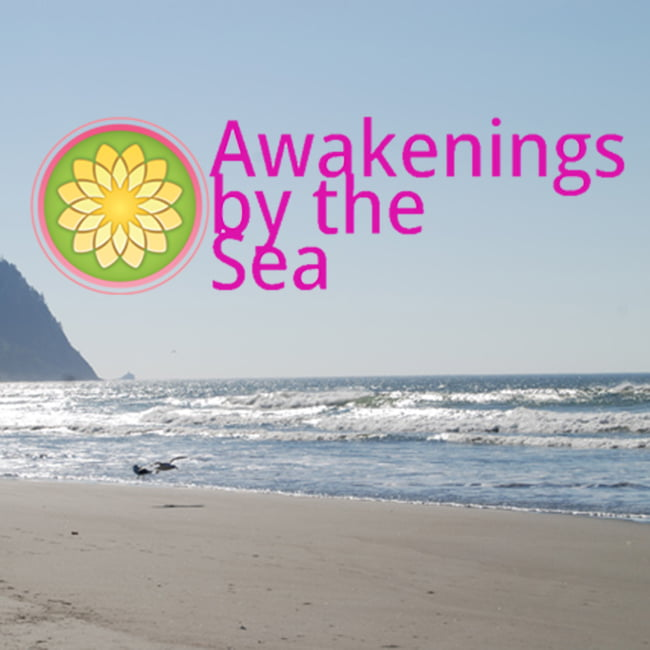 Awakenings By The Sea Logo
