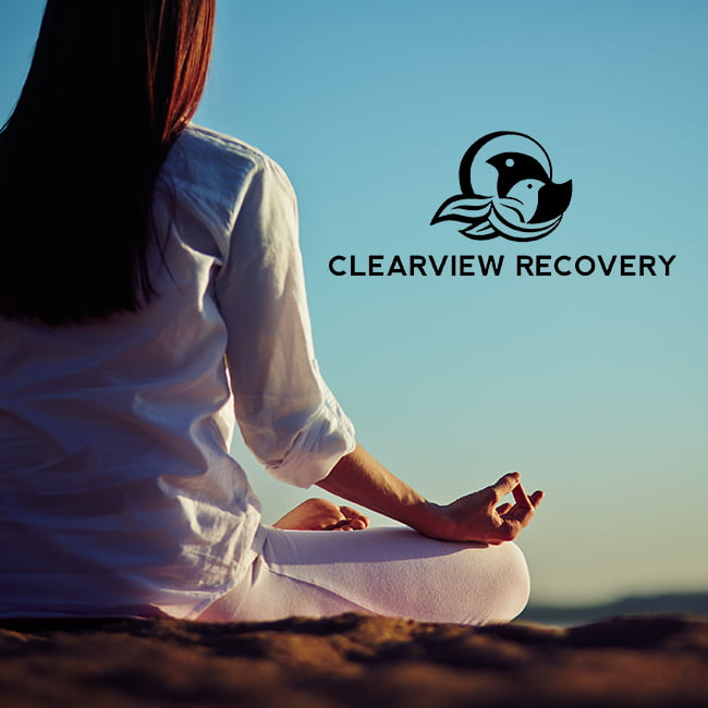 Clearview Recovery Logo