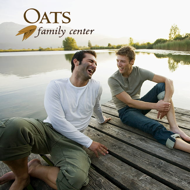OATS Family Center Logo