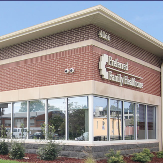 Preferred Family Healthcare - Bentonville