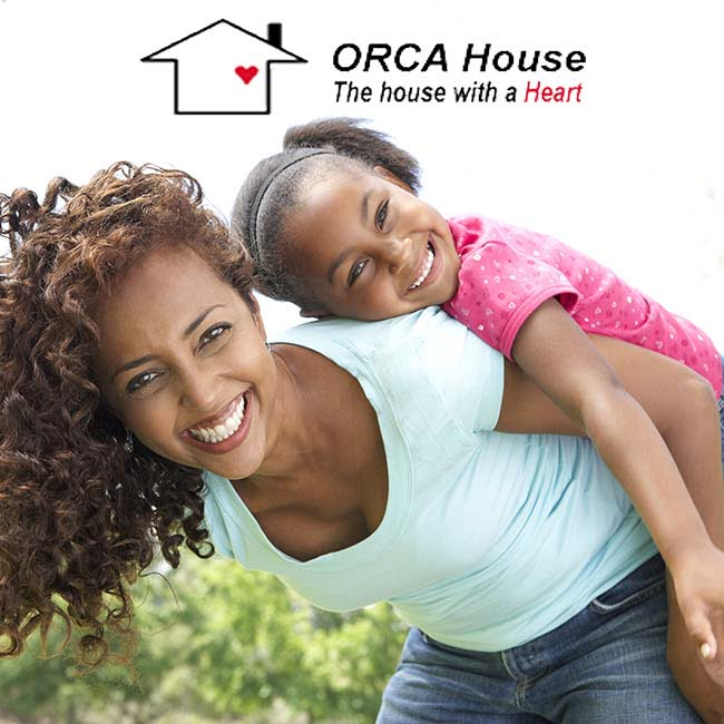 Orca House Signature Health Logo