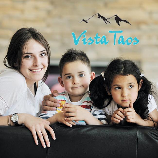 Vista Taos Renewal Center Logo
