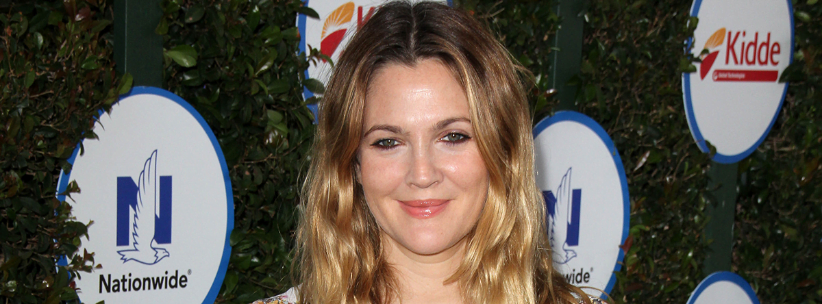 drew Barrymore's addiction