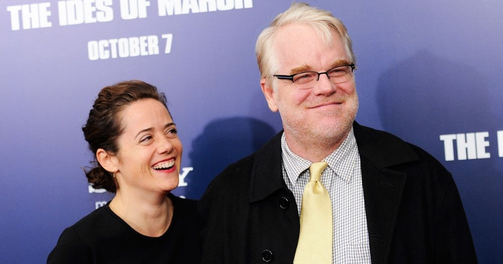 philip seymour hoffman wife