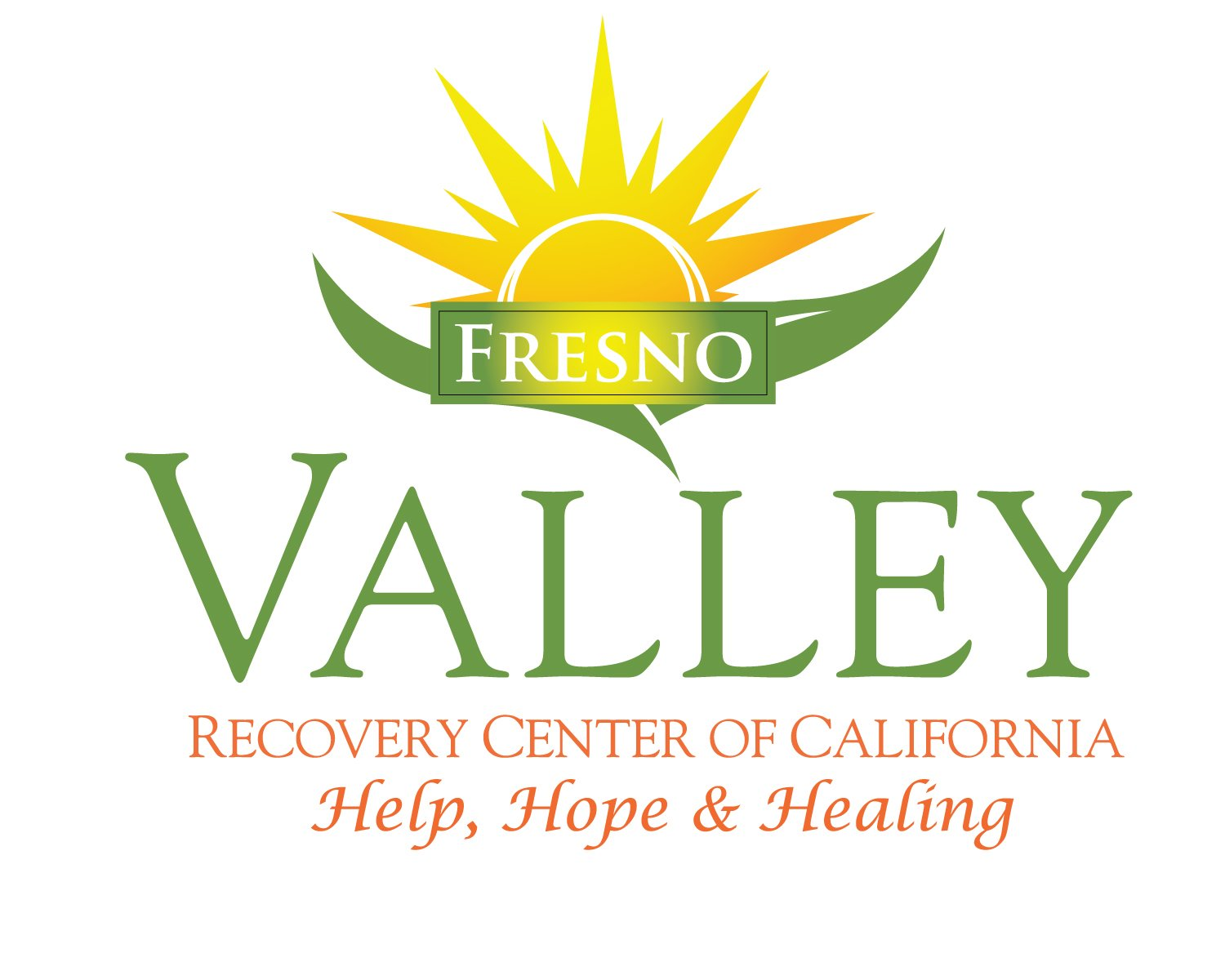 Valley Recovery Center at Fresno Logo
