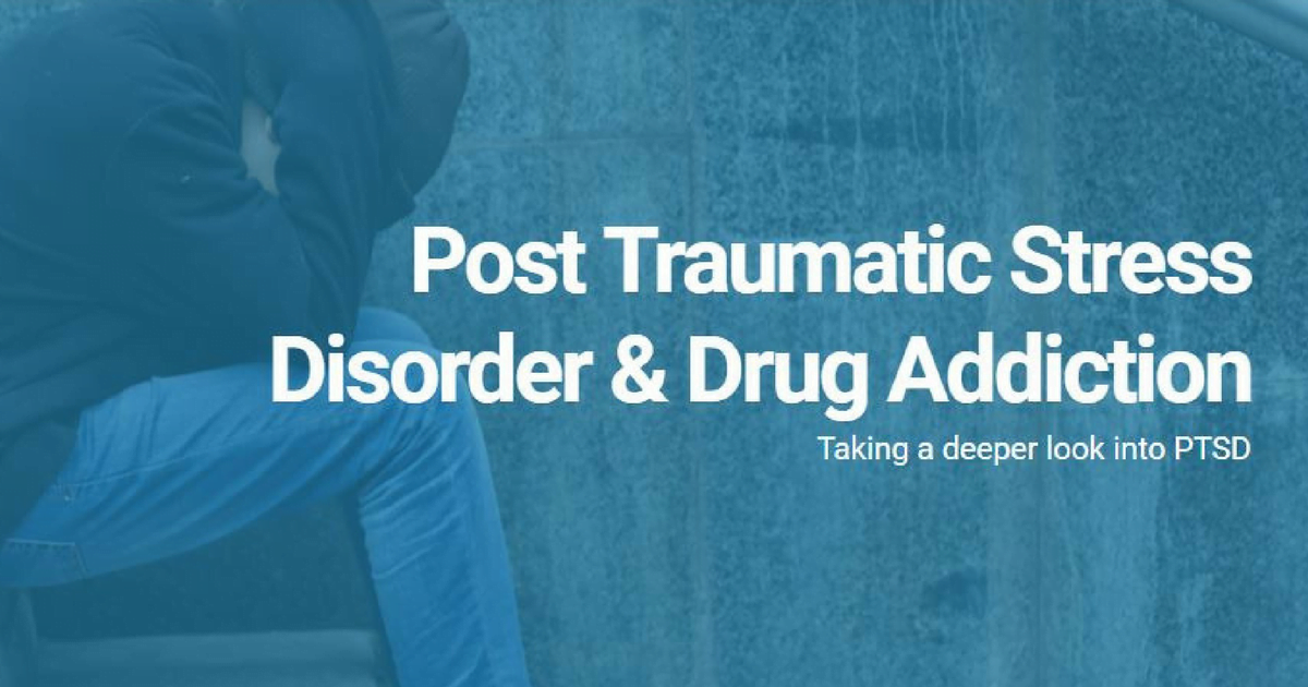 PTSD drug & alcohol treatment