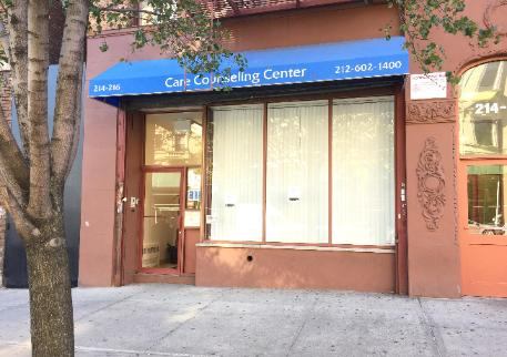 Care Counseling Center Logo