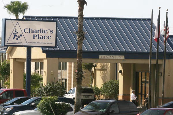 Charlie's Place Recovery Center Logo