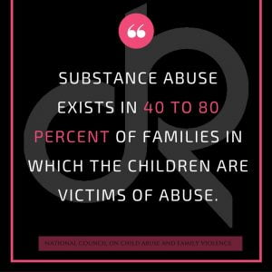 Substance abuse stats for parents