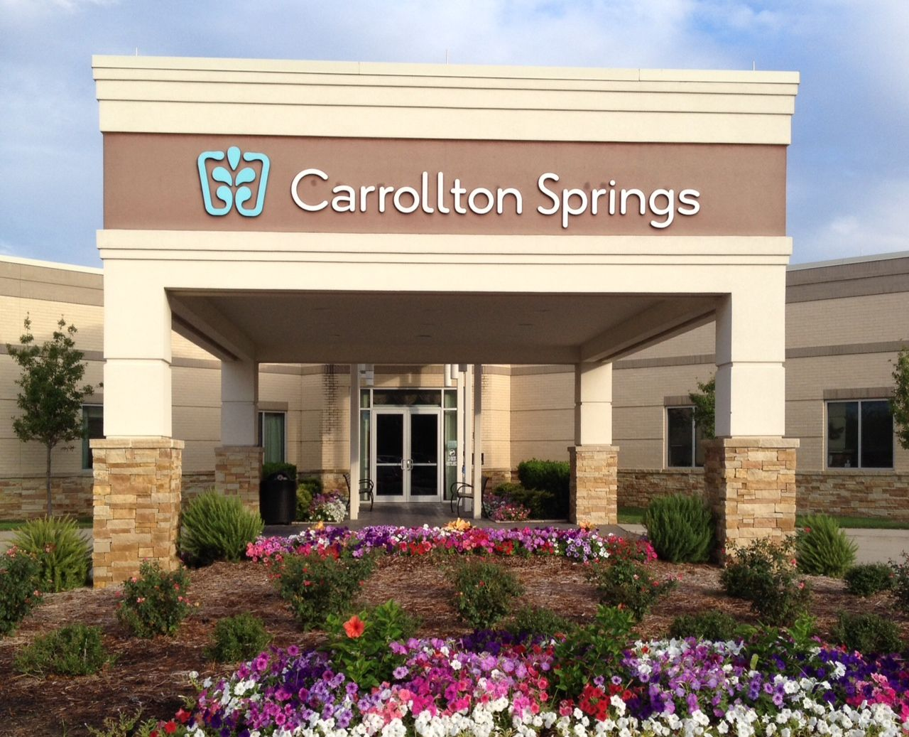 Carrollton Springs Logo