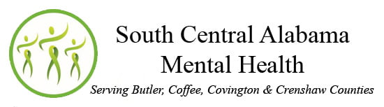 South Central Alabama Mental Health Outpatient Program Logo