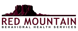 Red Mountain Behavioral Health Services Logo