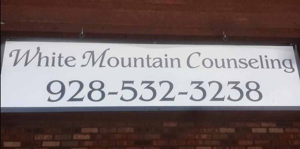 White Mountain Counseling Logo
