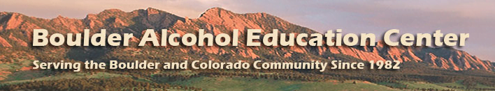Boulder Alcohol Education Center