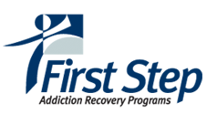 First Step Addiction Recovery Programs Logo
