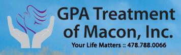 GPA Treatment of Macon Logo
