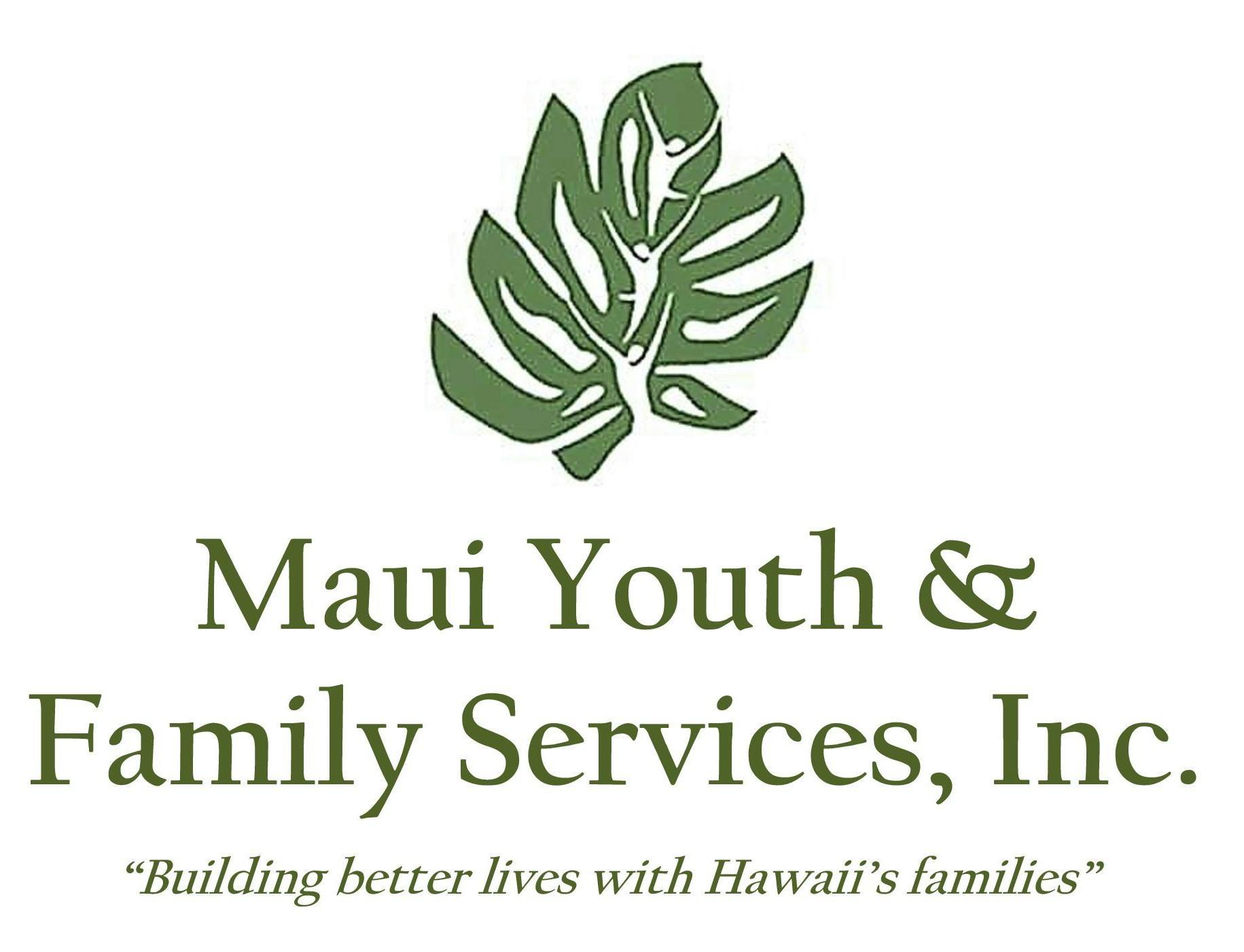 Maui Youth and Family Services Logo