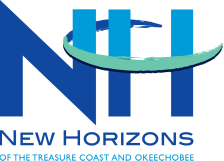 New Horizons of the Treasure Coast Logo