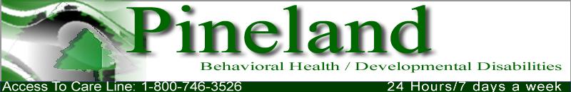 Pineland Behavioral Health Logo