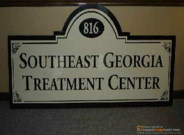 Southeast Georgia Treatment Center