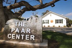 The PAAR Center Logo