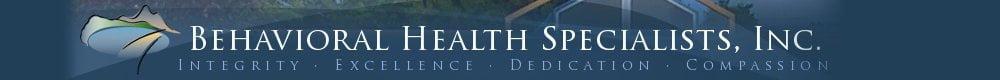 Behavioral Health Specialists Inc Logo