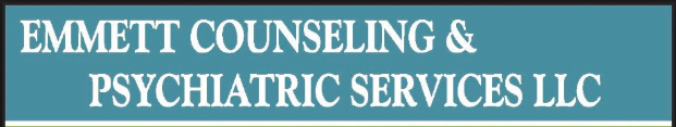 Emmett Counseling and Psychiatric Services Logo