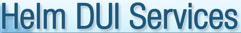 Helm DUI Services Logo
