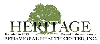 Heritage Behavioral Health Center Logo