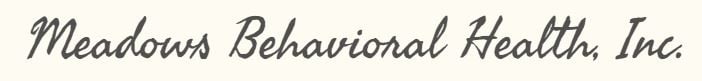 Meadows Behavioral Health Inc Logo