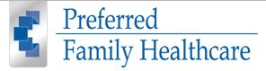 Preferred Family Healthcare Logo