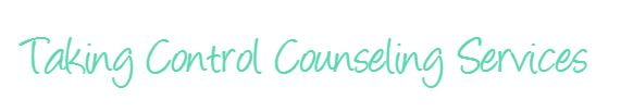 Taking Control Counseling Services Logo