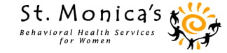St. Monica's Behavioral Health Services for Women Logo