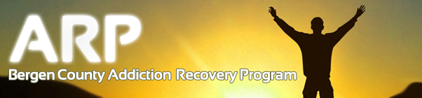Bergen County Dept of Health Services Addiction Recovery Program Logo