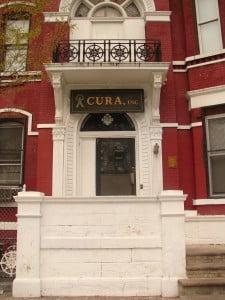 CURA Inc Residential Logo