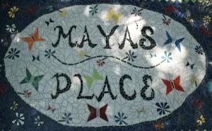 Crossroads Mayas Place Logo