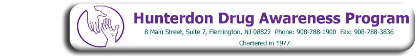 Hunterdon Drug Awareness Program Logo