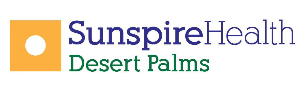 Sunspire Health Desert Palms Logo