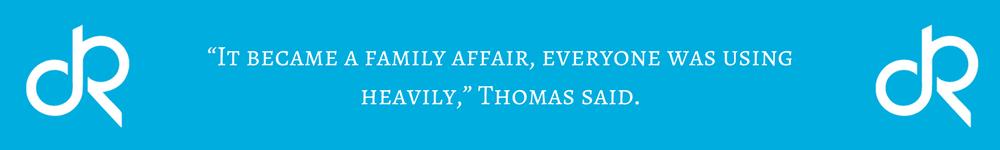 Thomas-Addiction-Heroin-Abuse-Family