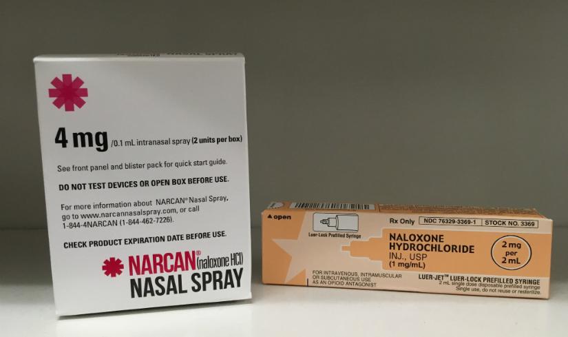 Narcan Nasal Spray & Narcan Injection