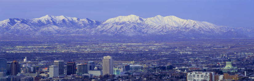 6. Salt Lake City, Utah