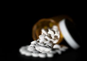 Painkiller Drug Addiction