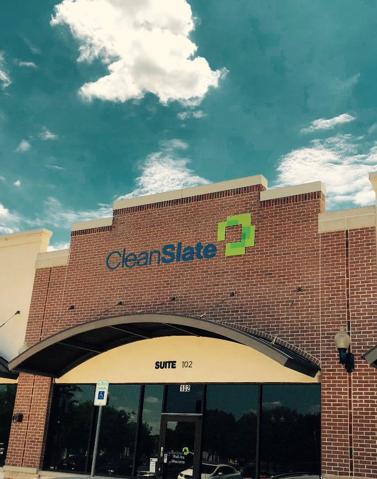 CleanSlate Centers Logo
