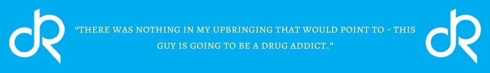 drug addiction disease developed during childhood