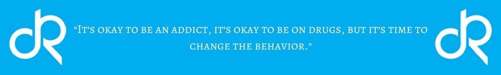 behavioral signs of drug addiction